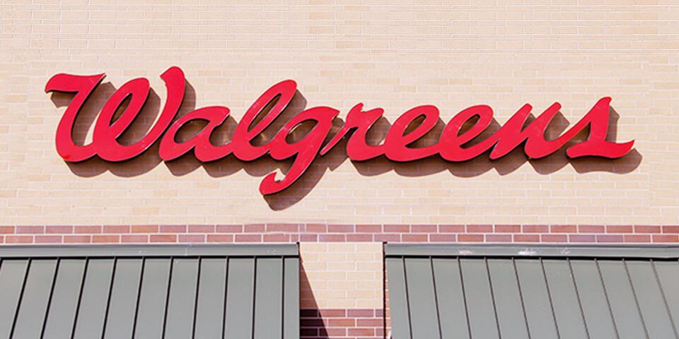 商家 Walgreens 主图