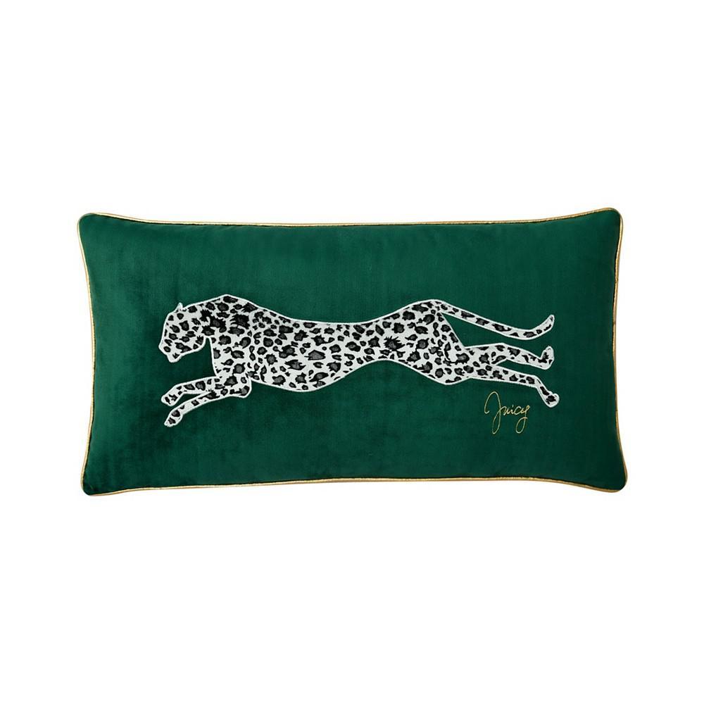 "商品 Velvet Cheetah 14"" x 24"" Throw Pillow 图"