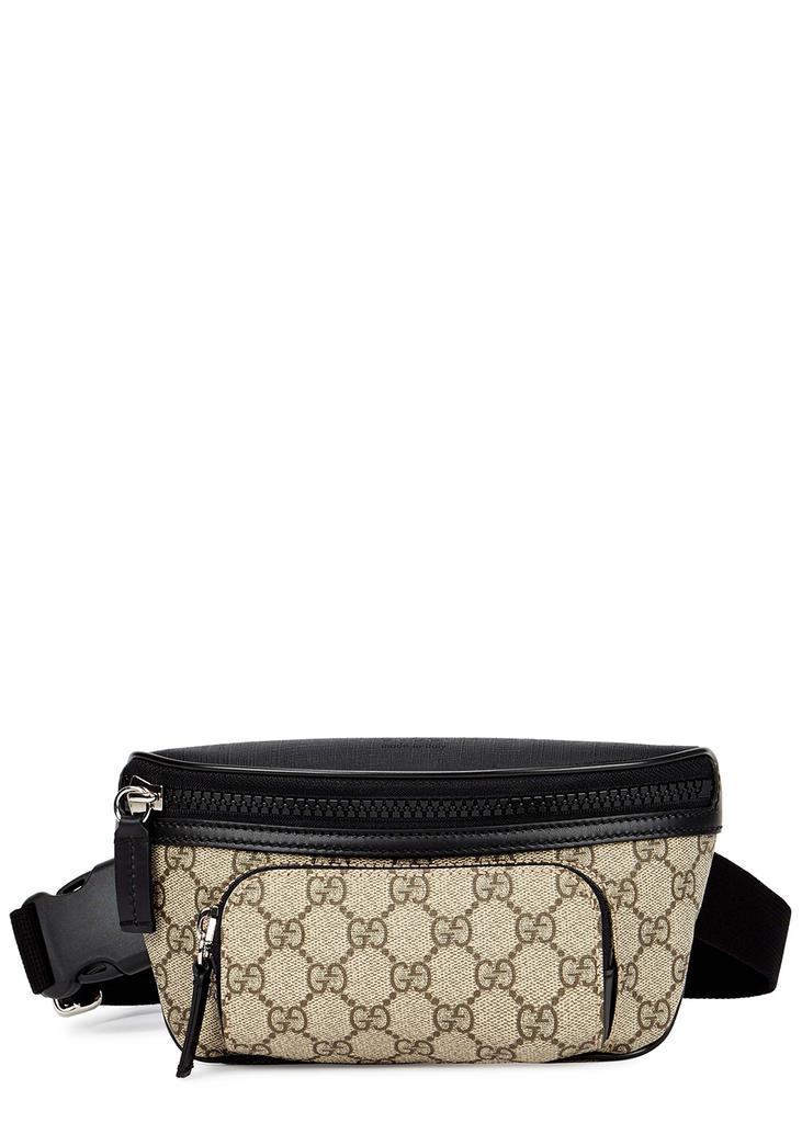 商品 Eden GG Supreme monogrammed belt bag 图