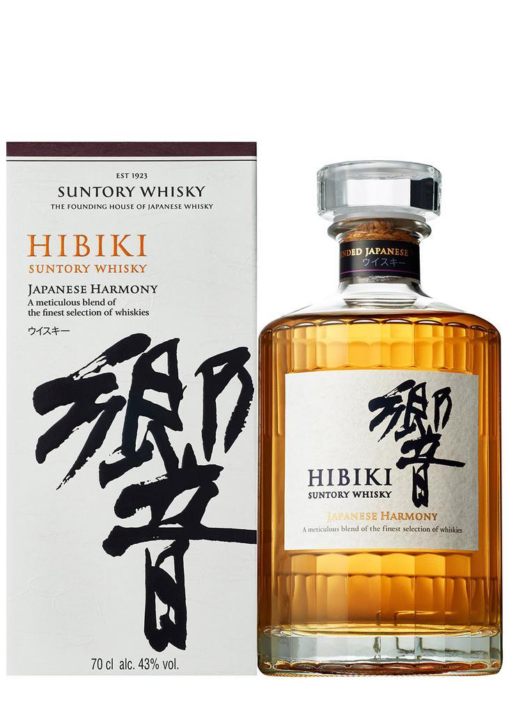 商品 Hibiki 日本和谐调和威士忌  图