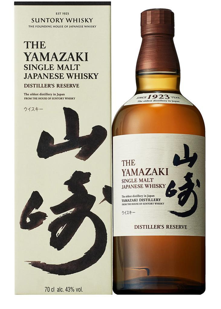 商品 三得利 Distiller's Reserve  旗舰级单一麦芽威士忌 700ml 图