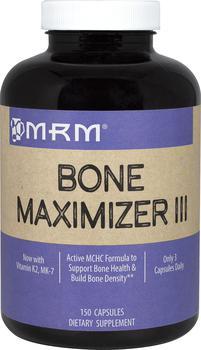 商品MRM Bone Maximizer III Calcium, Magnesium, Vitamin K图片
