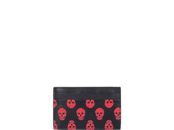 商品Alexander McQueen Skull Cards Holder图片