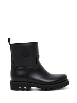商品Ginette Rain Boots with Logo图片