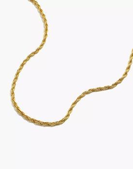 商品French Rope Chain Necklace图片