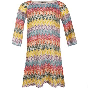 商品MC2 SAINT BARTH KIDS - Towel, Multicolour, Girl, 8 yrs图片