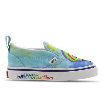 商品Vans Slip-on Spongebob - Baby Shoes图片