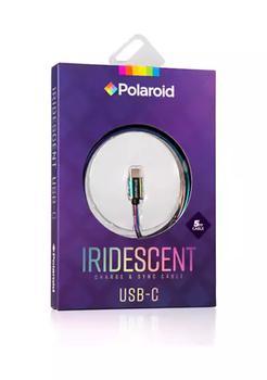 商品5 Foot Iridescent Charge and Sync USB-C Cable图片