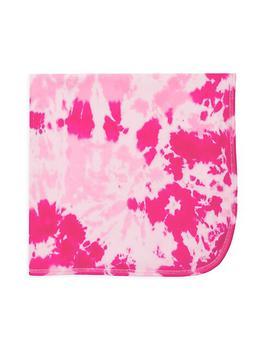 商品Baby Girl's Tie-Dye Blanket图片