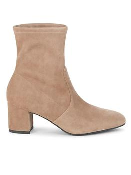 商品麂皮短靴图片