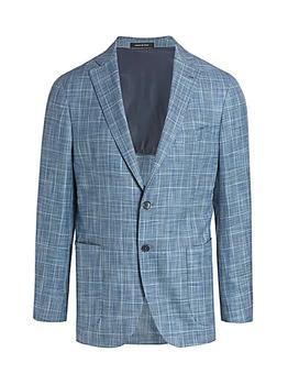 商品COLLECTION Plaid Sportcoat图片