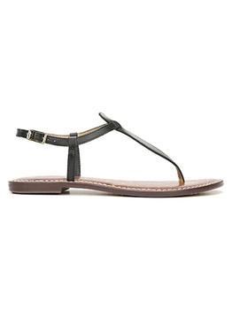 商品Gigi Leather Thong Sandals图片