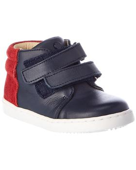 商品Jacadi Paris Leather & Suede Boot图片