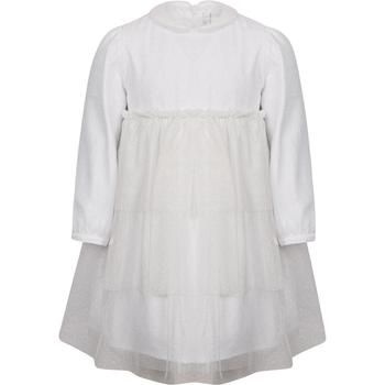 商品IL GUFO - Special Occasion Dress, White, Girl, 12 mth图片