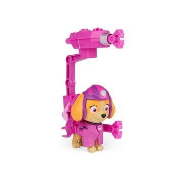 商品Movie Collectible Skye Action Figure with Clip-on Backpack and 2 Projectiles Kids Toys for Ages 3 and up图片