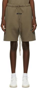 商品男女款 Taupe 基础短裤图片