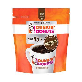 商品Donuts Original Blend Ground Coffee Medium Roast, 45 oz图片