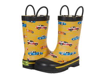 商品Retro Race Rain Boots (Toddler/Little Kid/Big Kid)图片