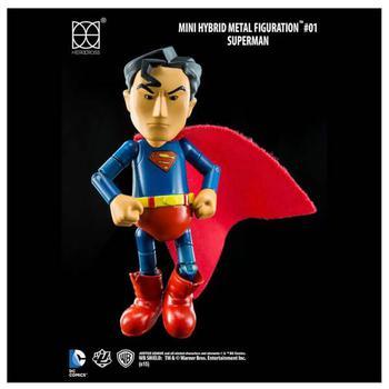 商品DC Comics Herocross DC Superman Justice League Mini Hybrid Metal Fig图片