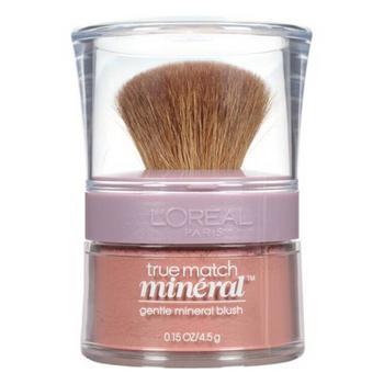 商品Loreal Bare Naturale Gentle Mineral Blush, Bare Honey - 1 Ea图片