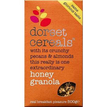 商品Dorset Cereal Honey Granola 500g图片