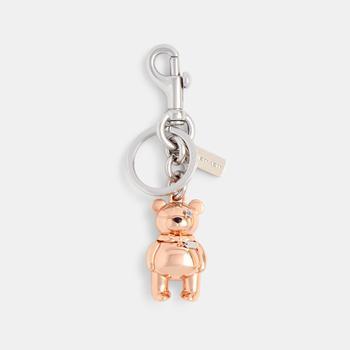 商品COACH 3 D Bear Bag Charm图片