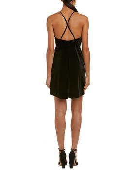 商品Lunik Velvet Slip Dress图片