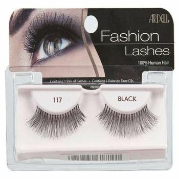 商品Ardell Fashion Natural Eye Lashes 117 Black, 1 Ea图片