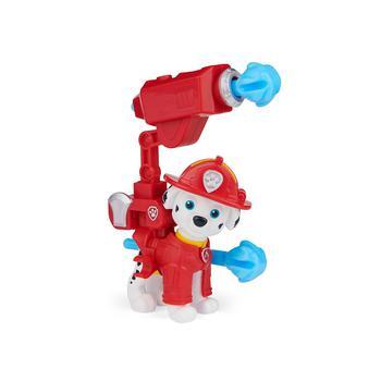 商品Movie Collectible Marshall Action Figure with Clip-on Backpack and 2 Projectiles Kids Toys for Ages 3 and up图片