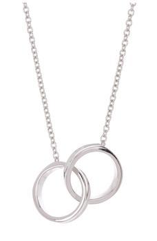 商品Interlocking Ring Necklace图片