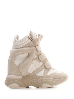 商品Isabel Marant Balskee High-Top Sneakers - IT35 / White图片