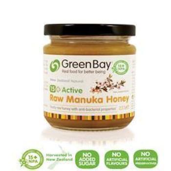 商品GreenBay Harvest麦卢卡蜂蜜15+ 250g图片