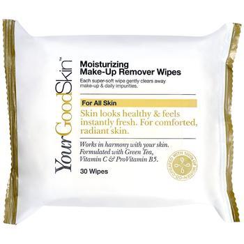 商品Moisturizing Make-Up Remover Wipes图片