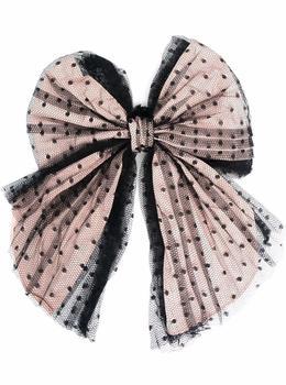 商品REDValentino Bow Detailed Hair Tie - Only One Size / Pink图片