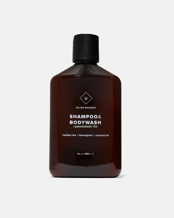 商品SHAMPOO + BODYWASH Lemongrass Tea图片