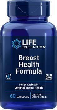 商品Life Extension Breast Health Formula (60 Capsules)图片