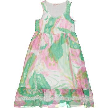 商品MISS BLUMARINE - Long Dress, Multicolour, Girl, 12 yrs图片