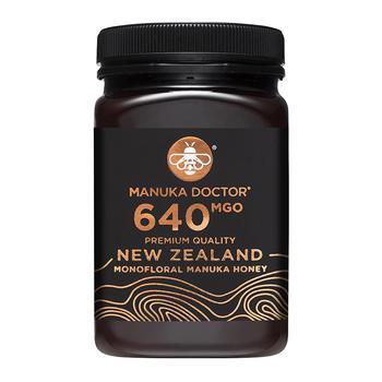 商品640 MGO麦卢卡蜂蜜 500g 单花图片