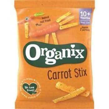 商品Organix Toddler Carrot Stix 15g图片