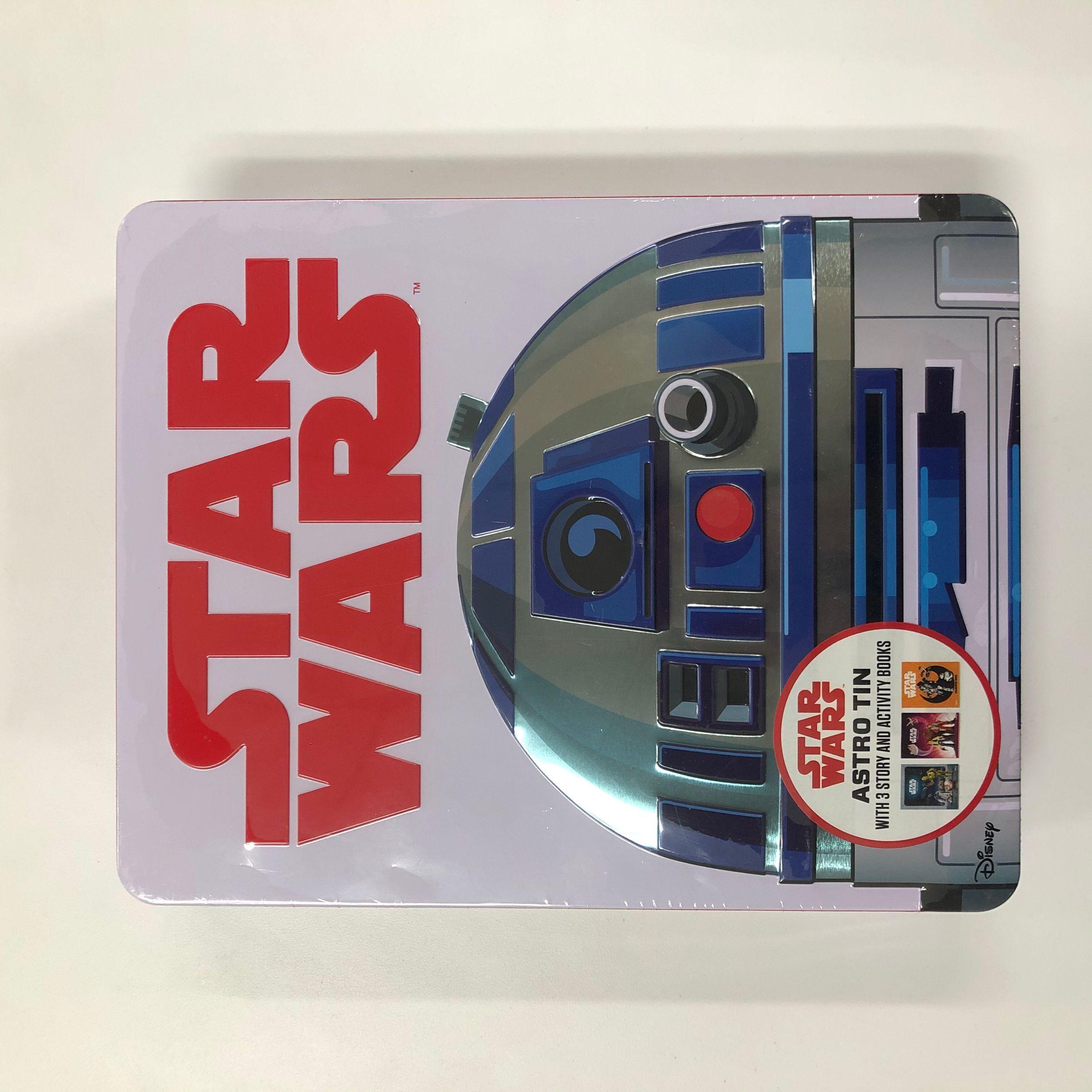 商品星球大战英文原版书Astro / Star Wars Astro Tin图片