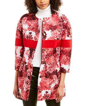 商品Moncler Sophie Silk-Lined Jacket图片