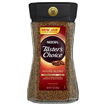 商品Nescafe雀巢 Taster's Choice 速溶咖啡图片