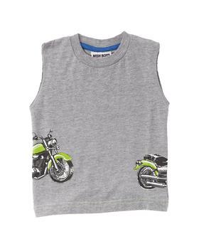 商品Mish Mish Motorcycle Muscle T-Shirt图片