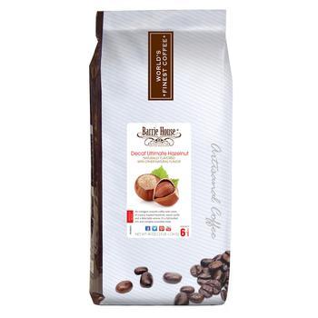 商品Barrie House Whole Bean Coffee, Decaf Hazelnut (40 oz.)图片