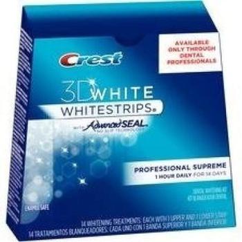 商品Crest White Strips Advance Seal Supreme图片