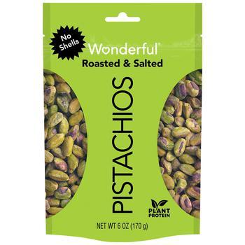 商品No Shell Pistachios Roasted & Salted图片