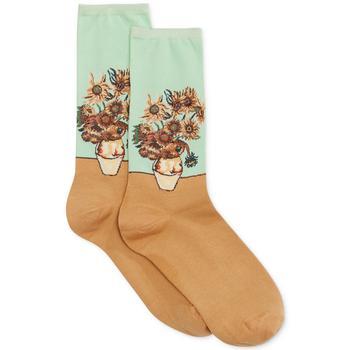 商品Hot Sox Women's Sunflower Socks 向日葵图片