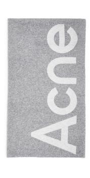 商品Acne Studios Logo Scarf图片