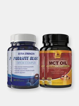 商品Parasite Blast and MCT oil Combo Pack图片
