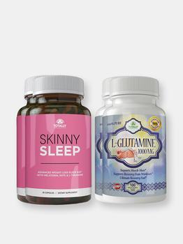 商品Skinny Sleep and L-Glutamine Combo Pack图片